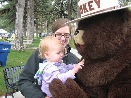 Cadence Belle meeting Smokey